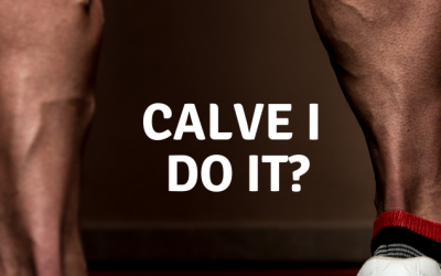 Day 8 of 10,000 Push-ups: Calve I do it?